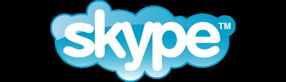 Skype : Chatta in diretta con noi o videochiamaci per una consulenza interamente online!