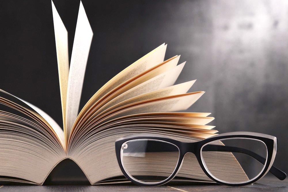 Glossario (libro con aocchiali)
