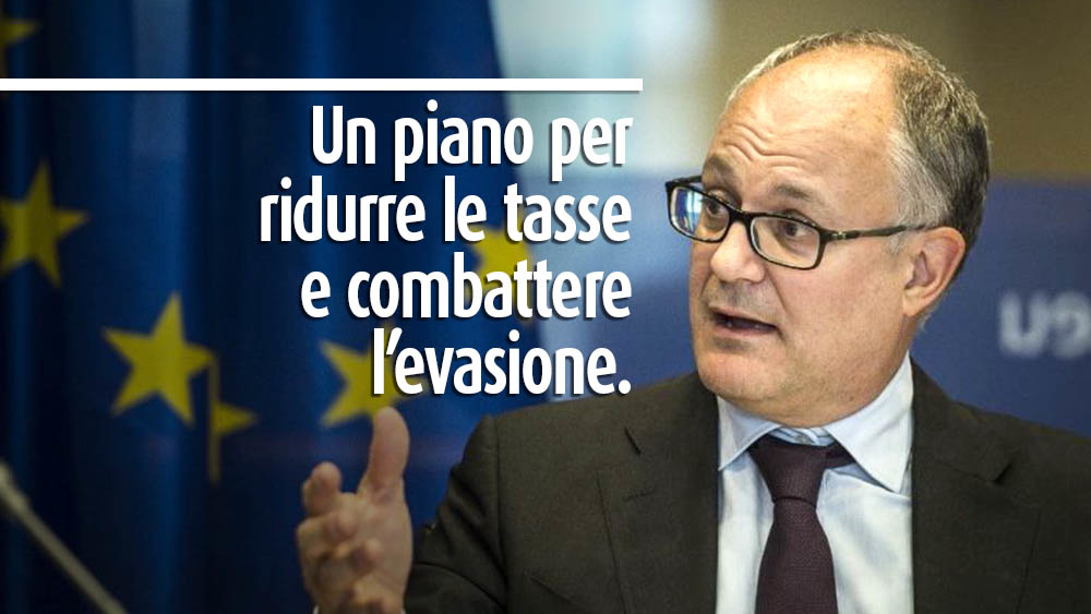 Piano-riduzione-tasse-Gualtieri