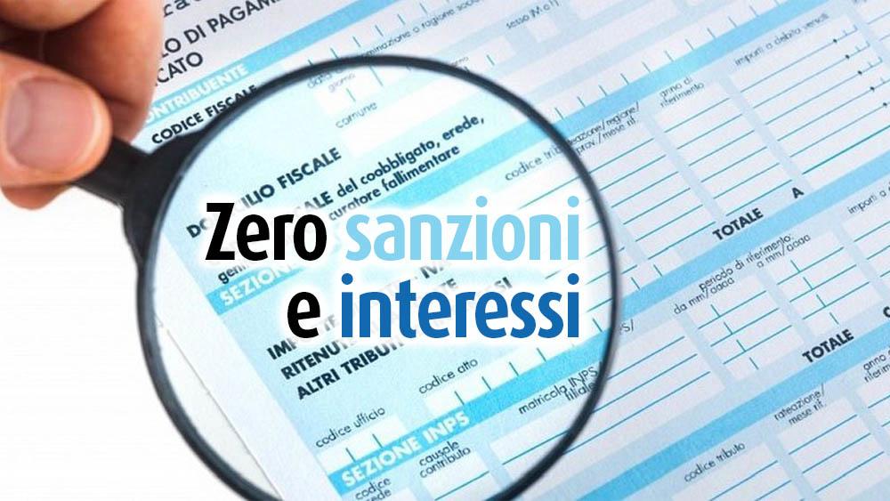 zero-sanzioni-e-interessi