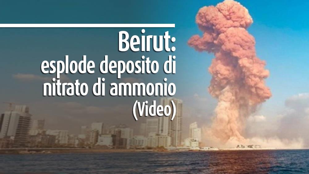 Beirut-esplosione