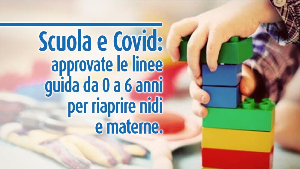 Scuola-e-covid