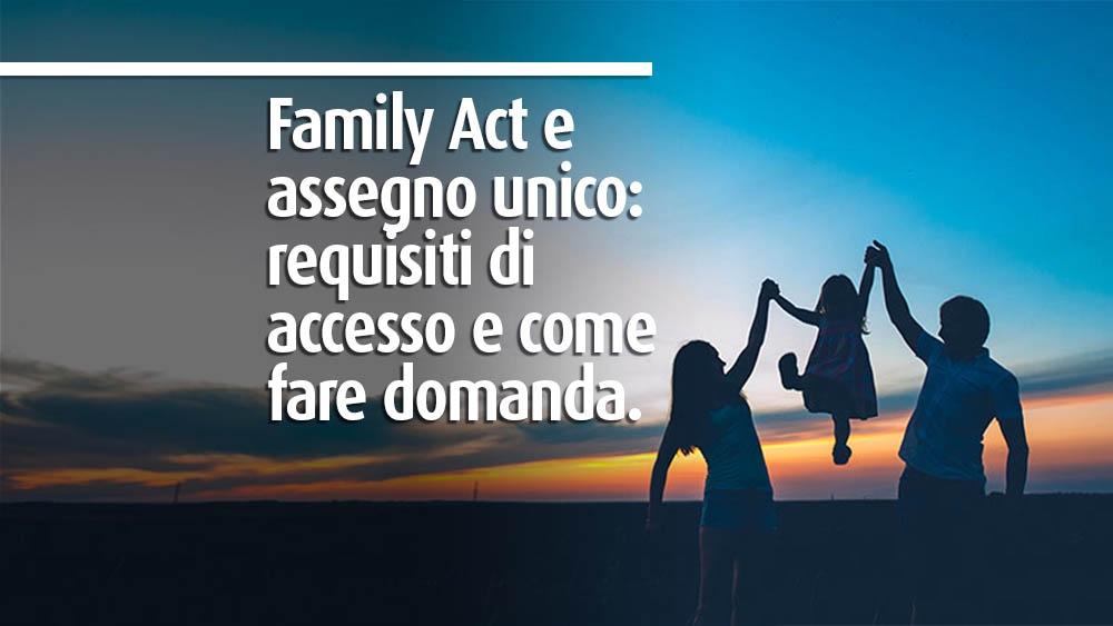 family-act-requisiti-di-accesso
