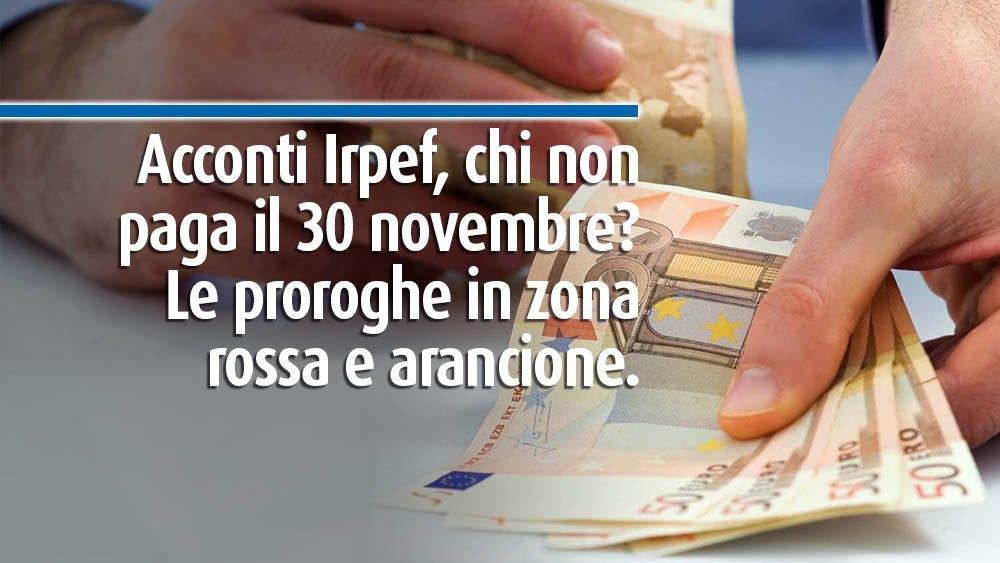 acconti-irpef-novembre-2020