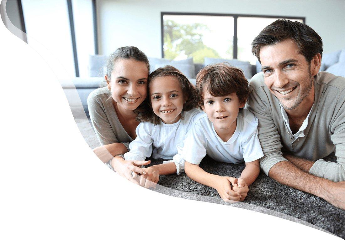 Copertina Famiglia Casa