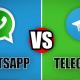 telegram-contro-whatsApp