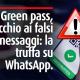 green-pass-truffa-whatsapp