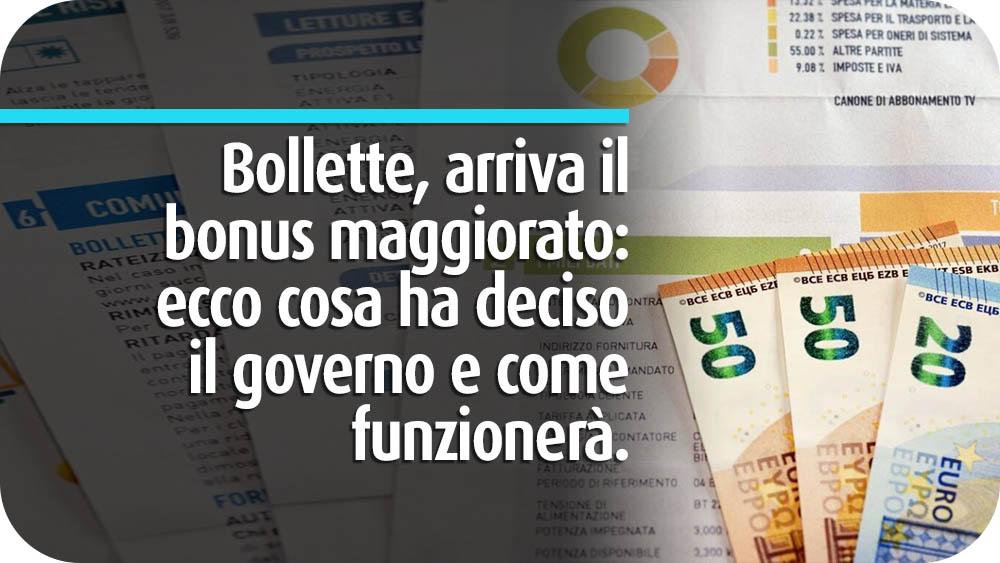 bollette-bonus-maggiorato