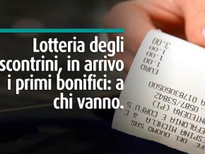 lotteria-scontrini-primi-bonifici